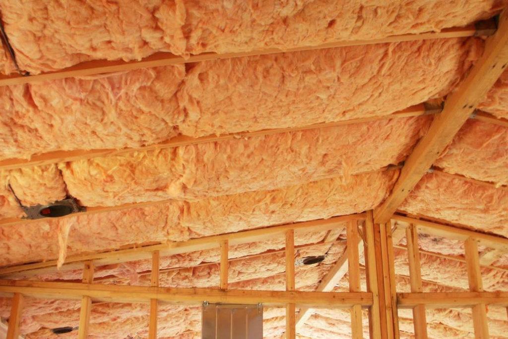 Утепление крыши под ключ